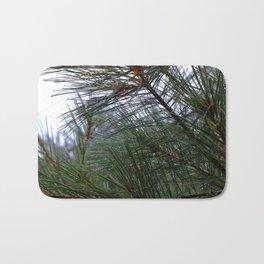 pine dew Bath Mat