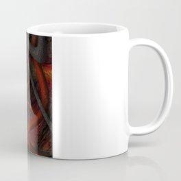 Shell - Cyborg Portrait Coffee Mug