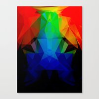 frog Canvas Prints featuring FROG by ED design for fun