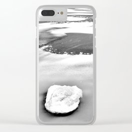 Opaque Clear iPhone Case