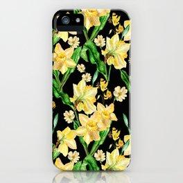 Narcissus' Garden iPhone Case