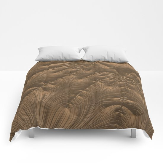 Renaissance Brown Comforters