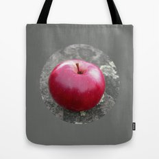 red apple VI Tote Bag