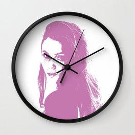 Zara Larsson Wall Clock