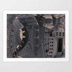 Aszi Art Print