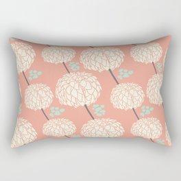 Sweet Petals Rectangular Pillow