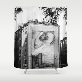 East Village XII Shower Curtain