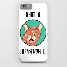 Catastrophe Cat Slim Case iPhone 6s