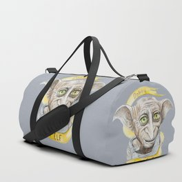 Dobby free Elf Harry Patter Duffle Bag