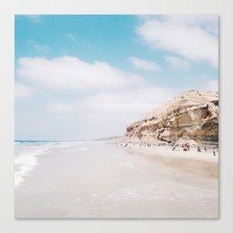 The Coast of Dreams Canvas Print