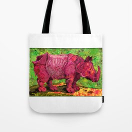 Tickled Pink Tote Bag