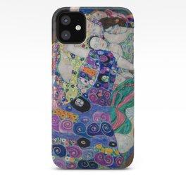 The Maiden Gustav Klimt iPhone Case