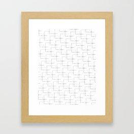 Cellular #620 Framed Art Print