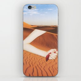 La Llamada del Desierto iPhone Skin