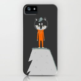 The Brightest Night iPhone Case