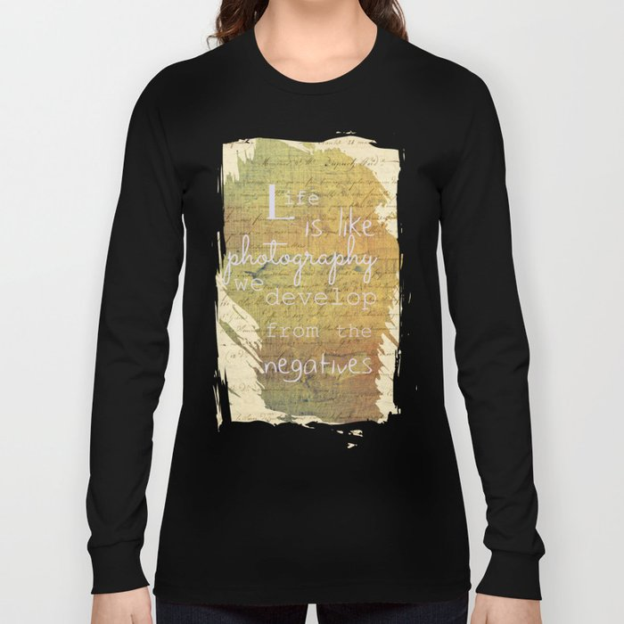 Life is... Long Sleeve T-shirt