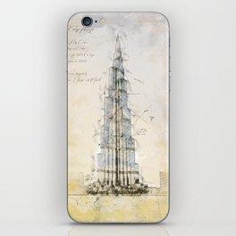 Burj Khalifa, Dubai iPhone Skin