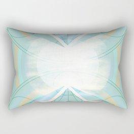 Sacred Circles Rectangular Pillow