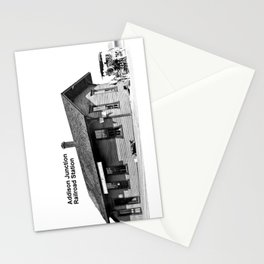 Addison Junction RR, Ticonderoga Stationery Cards