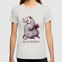 Beg No Man Pardon T-shirt