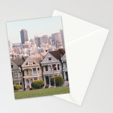 The Painted Ladies Stationery Cards