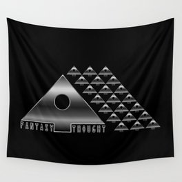 FANTASY THOUGHT Wall Tapestry