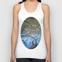 jewish Tank Tops featuring Voir le beau verre  by Brown Eyed Lady