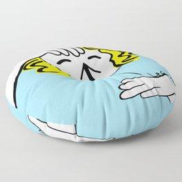 ASL Learn Floor Pillow