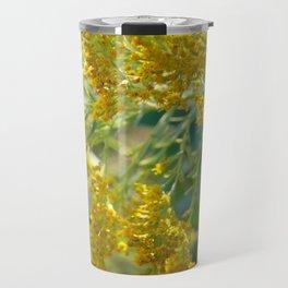 Natures Moments, Golden Light. Travel Mug