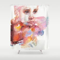 don't worry about it, you're a flower Shower Curtain