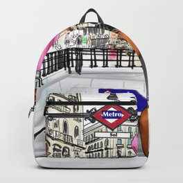 All in Spain Backpack