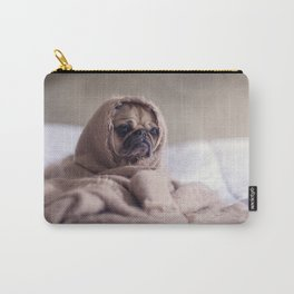 Snug pug in a rug Carry-All Pouch