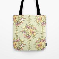 Bouquet Blossom Tote Bag