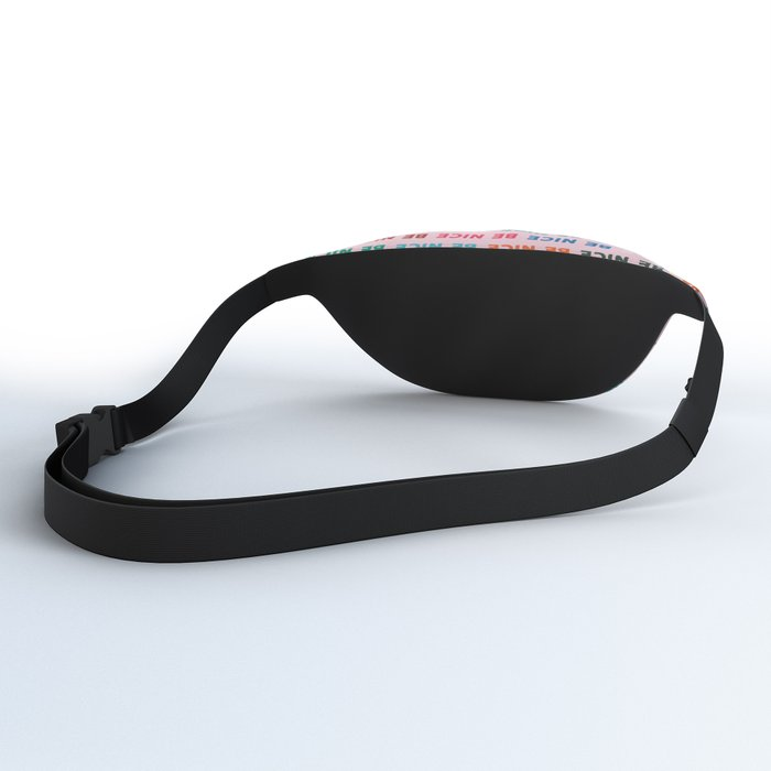 Be Nice Fanny Pack