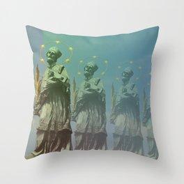 Wazzup Guys Throw Pillow