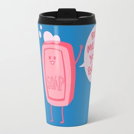 Lil' Soap Travel Mug