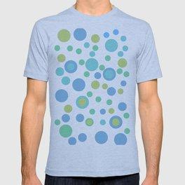 Circular Pastel Vector T-shirt