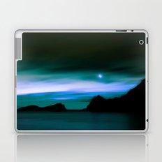 Moonlit Water color Laptop & iPad Skin