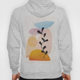 Abstract Shapes14 Hoody