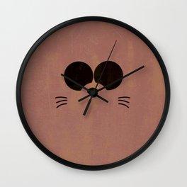 Minimalist Boota Wall Clock