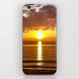 Sunset on the Chesapeake #1 iPhone Skin