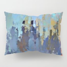 City in the Sky Pillow Sham