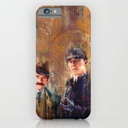 Sherlock Special iPhone Case