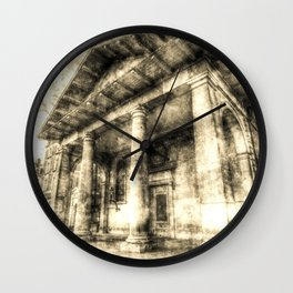 St Paul's Church Covent Garden Vintage Wall Clock