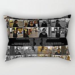 A Massive Unfinished Sympathy Rectangular Pillow