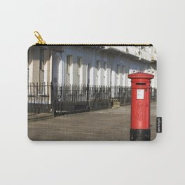 Red Post Box Carry-All Pouch