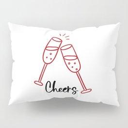 Holiday Cheers Pillow Sham