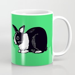 Dutch Rabbit Coffee Mug