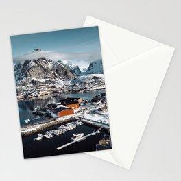 reine at landscape Stationery Cards