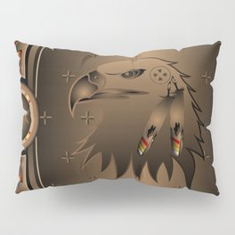 Eagle Nation Pillow Sham